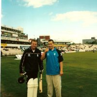 Dominic Cork Day Three